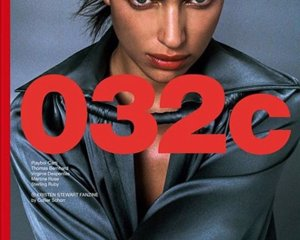 032c Spring/Summer 2019 Covers ph: Collier Schorr, Thomas Lohr models: Irina Shayk, Malgosia Bela fashion editor…